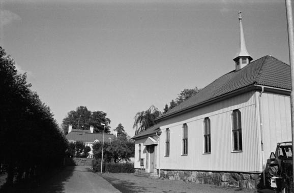 Kyrkan Mölndal Forsåker