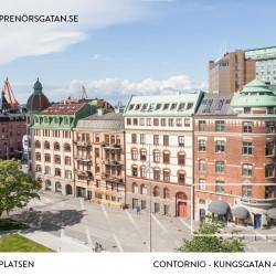 Kontorshotell Kungsgatan
